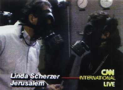 Bientôt les israéliens recevront leurs nouveaux masques à gaz